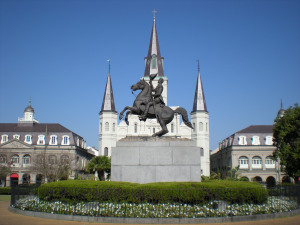 10 of the Oldest Places in Louisiana