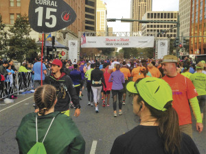 The Rock ?n? Roll Marathon Puts on the Best 26.2-Mile Block Party in New Orleans