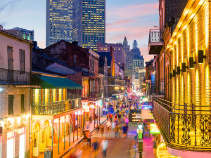 New Orleans Voted #2 in the Top Fifteen Cities in the U.S.
