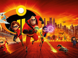 Film Review: <em>Incredibles 2</em>