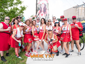 2018 Red Dress Run