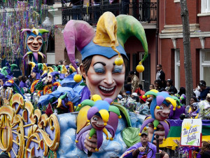 How to Deal with the Post Mardi Gras Blues