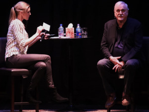 John Cleese Silly Walks To The Saenger Theatre for an Unforgettable Night of Comedy