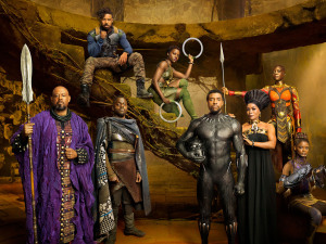 Marvel?s Black Panther posts 5th biggest opening weekend ever.