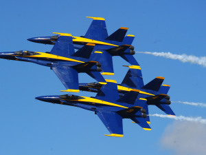 Blue Angels To Put On Free Air Show Over Biloxi Beaches