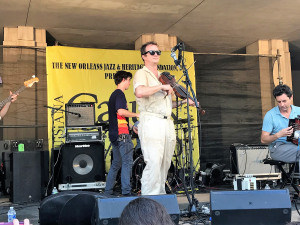 The Lost Bayou Ramblers: Not Just Fiddling Around
