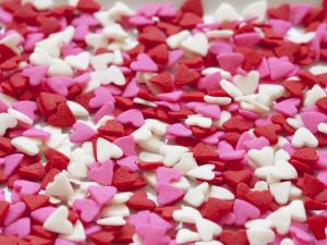 A Newspaper Valentine Crush