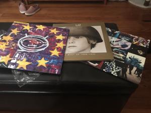 Review: U2 Vinyl Collection