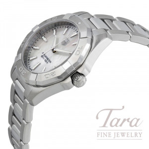 Tag Heuer Watch 32mm Aquaracer, Mother of Pearl Dial