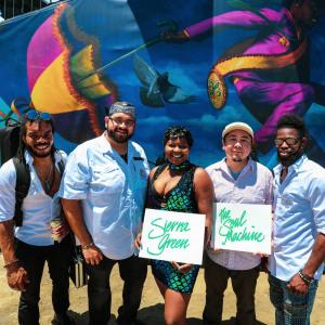 Sierra Green & The Soul Machine