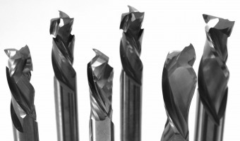 Solid Carbide Bits
