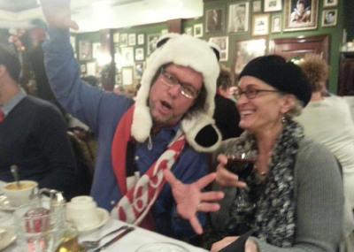 Polar Bear Craig and Wife