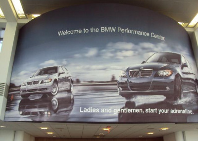 The BMW Performance Center