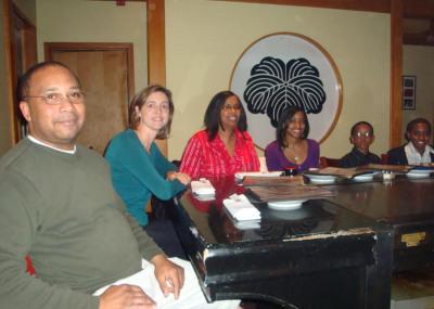 Christmas Dinner 2009