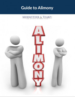 Guide to Alimony
