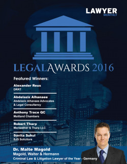 Family Law Firm of the Year - USA