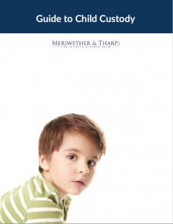 Guide to Child Custody