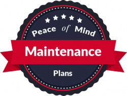 Peace of Mind Maintenance Plans
