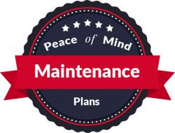 Peace of Mind Maintenance Plans