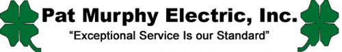 Pat Murphy Electric logo