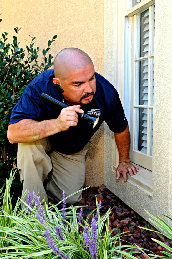 How do we inspect for Stucco?