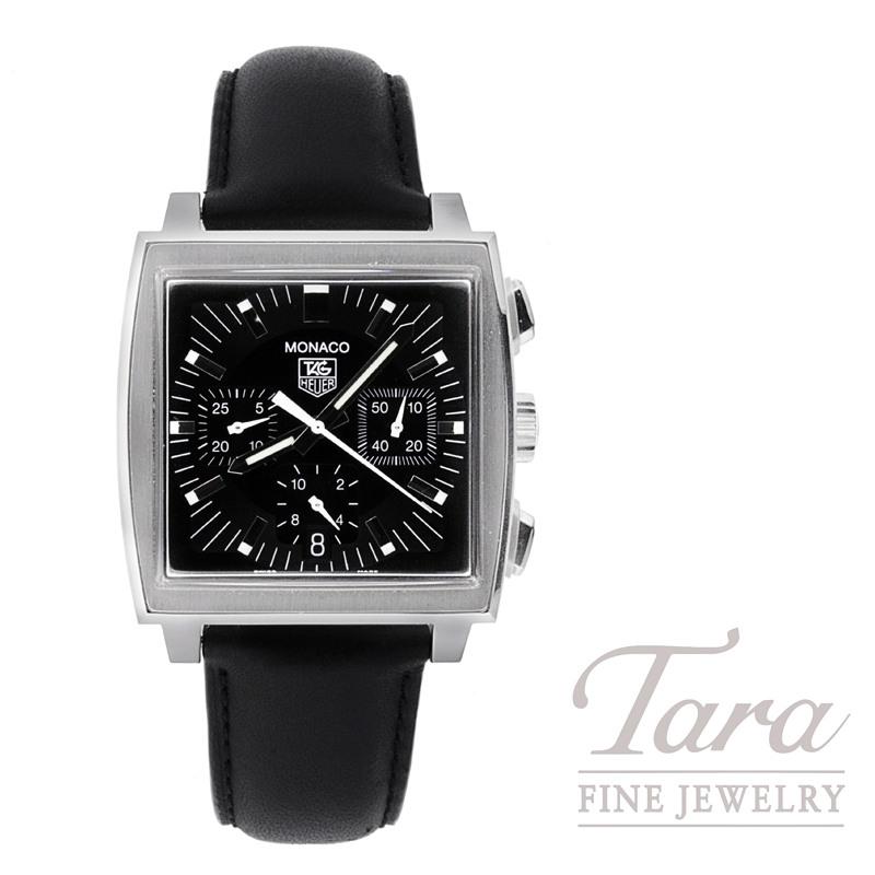 Tag Heuer Watch 39mm Monaco Chronograph