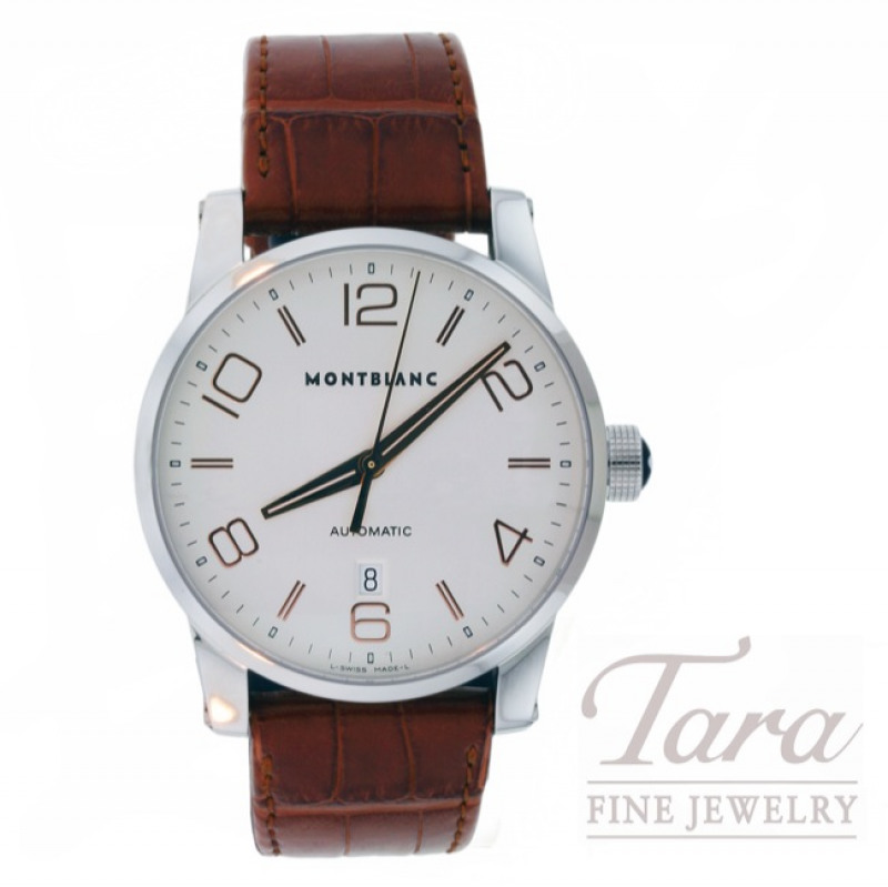 Montblanc Watch 42mm Timewalker Automatic Watch