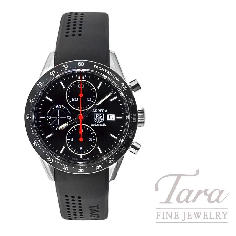 Tag Heuer Watch 41mm Grand Carrera Chronograph