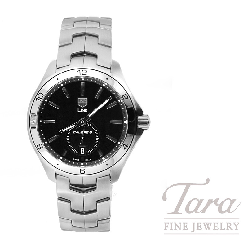 Tag Heuer Watch 40mm Link