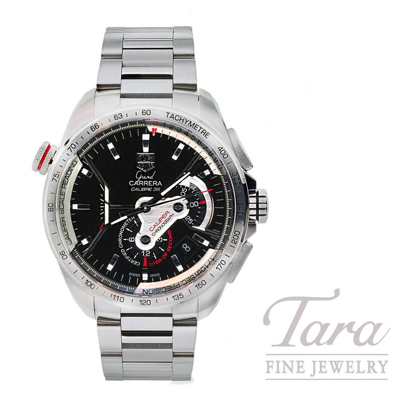 Tag Heuer Watch 43mm Grand Carrera