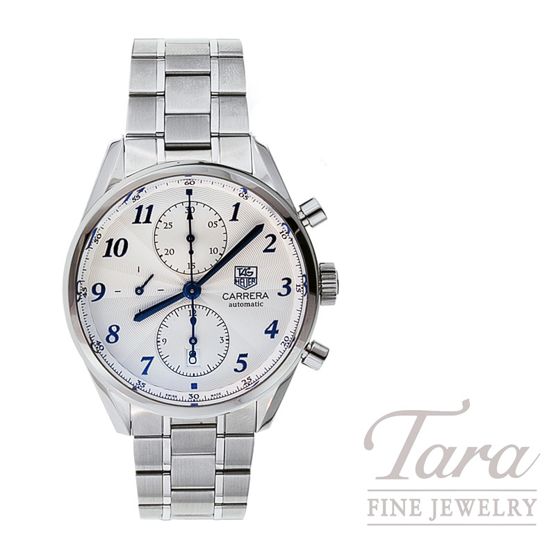 Tag Heuer Watch 39mm Carrera Chronograph Heritage