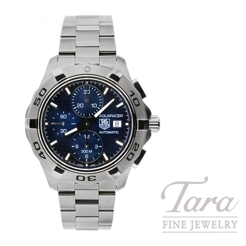 Tag Heuer Watch 42mm Aquaracer Chronograph