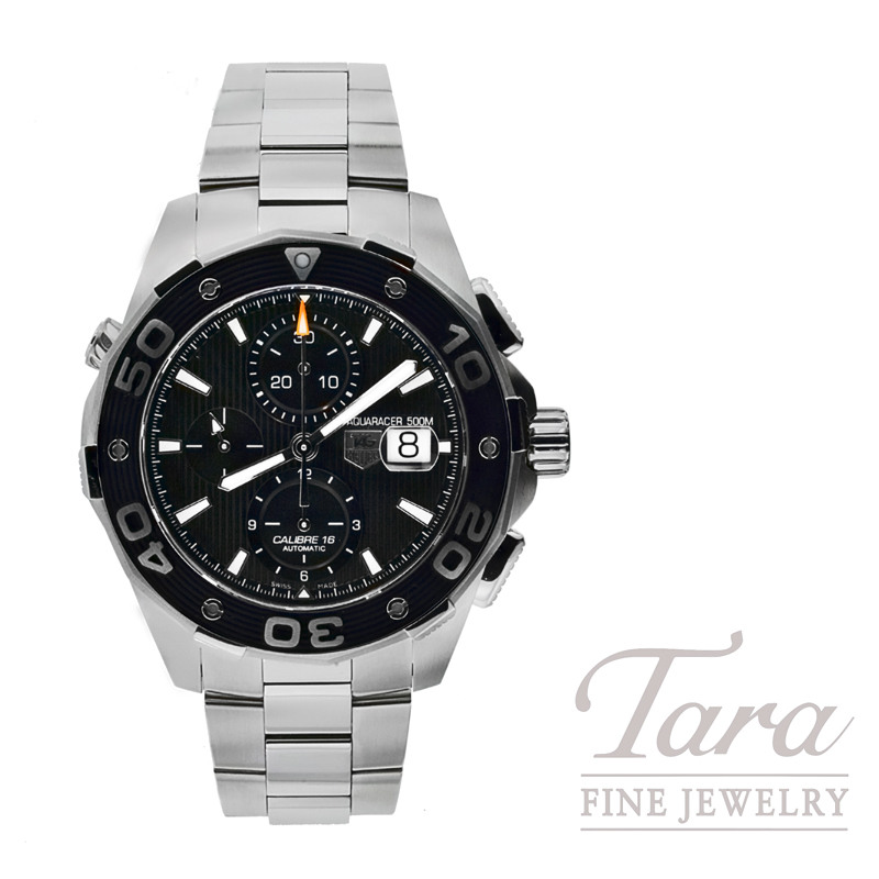 Tag Heuer Watch 43mm Aquaracer
