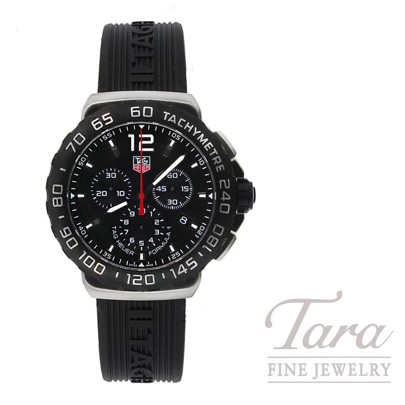 Tag Heuer Watch 42mm Formula 1 Chronograph