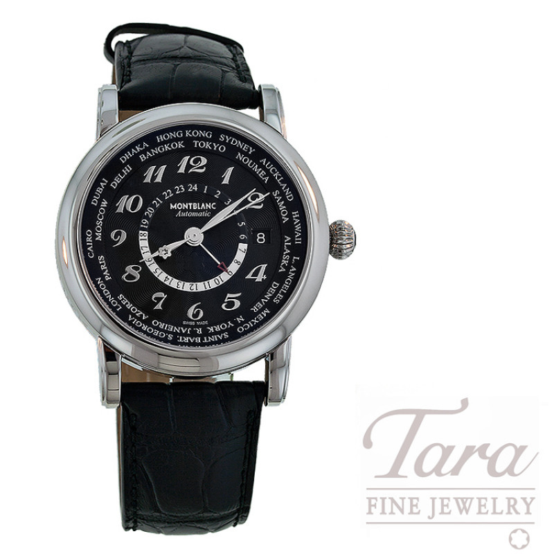 Montblanc Watch 42mm Star Automatic GMT