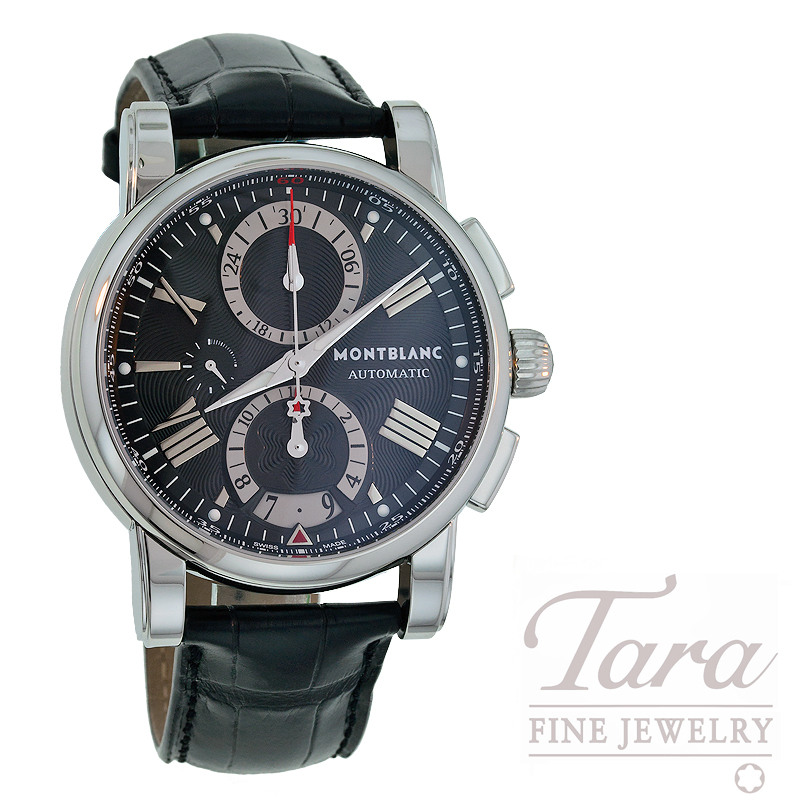 Montblanc Watch 44mm Star 4810 Automatic Chronograph