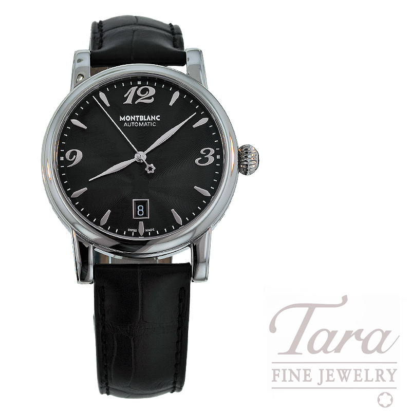 Montblanc Watch 39mm Star Automatic