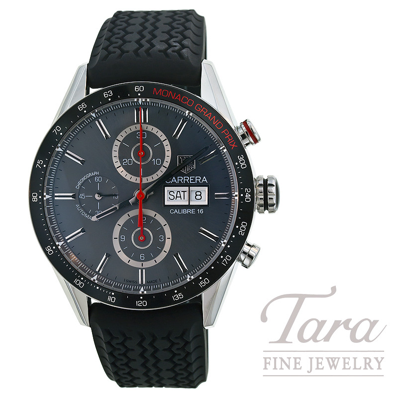 Tag Heuer Watch 43mm Monaco Grand Prix Limited Edition