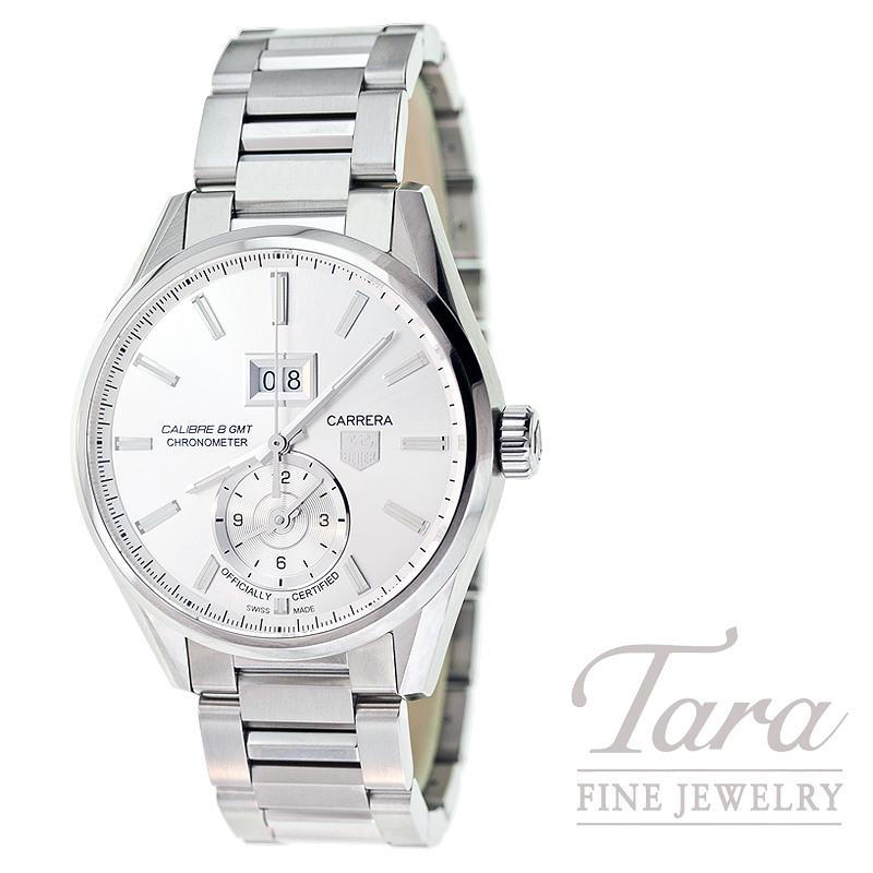 Tag Heuer Watch 41mm Carrera GMT