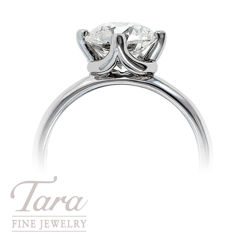 Forevermark Round Solitaires in Classic Crown Setting - Click For Available Sizes!
