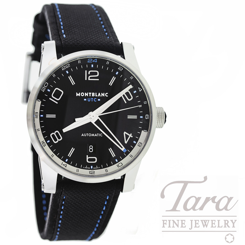 Montblanc Watch 42mm Timewalker Automatic UTC