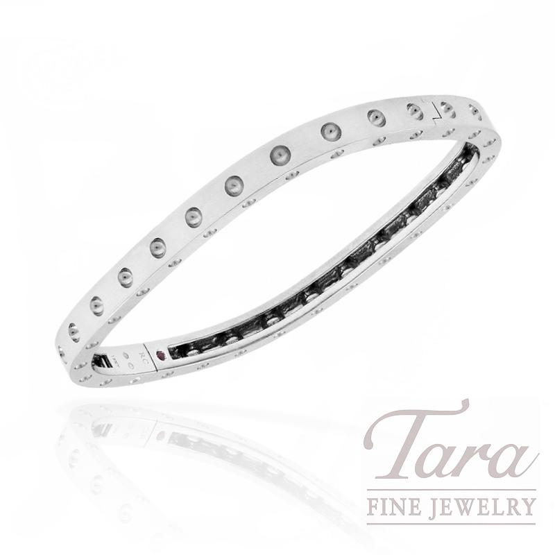 "Roberto Coin Bracelet in 18k White Gold, ""Pois Moi Collection"""