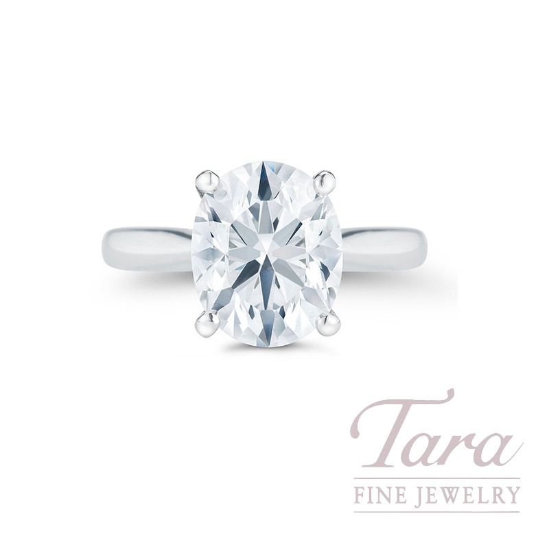 Forevermark Oval-shape Diamond Solitaires - Click for Available Sizes!